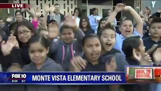 Back to school: Monte Vista Elementary School