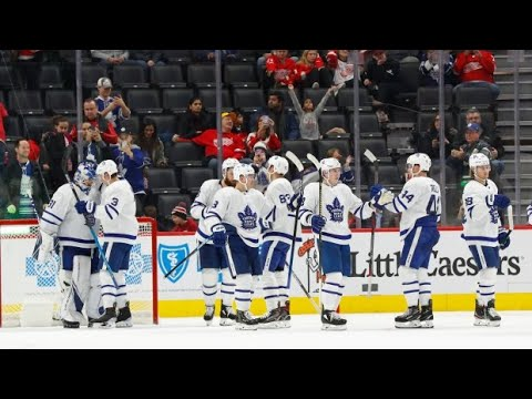 The Leafs win the North Divison! Thoughts?