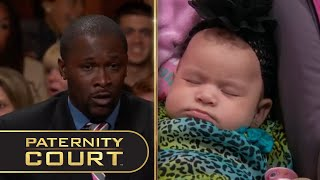 He's Back! Man Now Questions Infidelity & Doubts Paternity (Full Episode)   Paternity Court