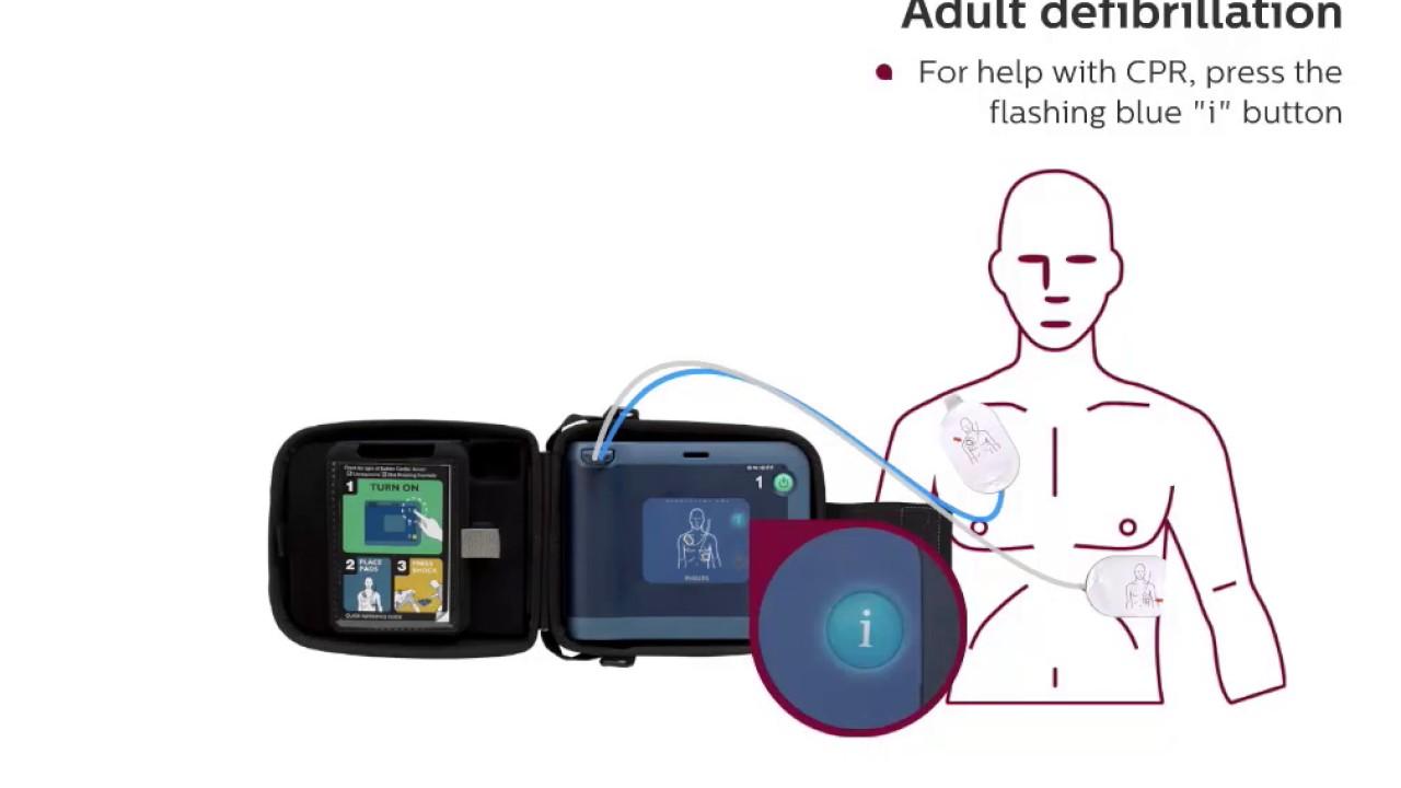 Welcome to the Philips HeartStart FRx Defibrillator