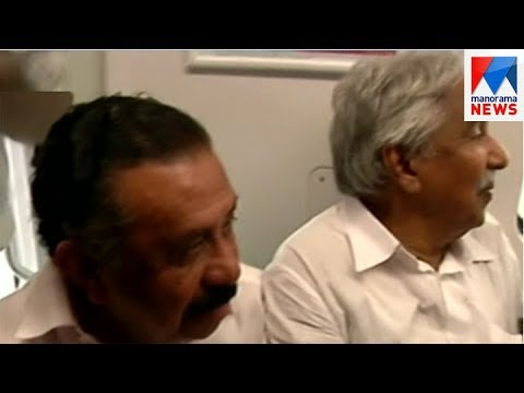Oommen Chandy takes a quick trip on metro  | Manorama News