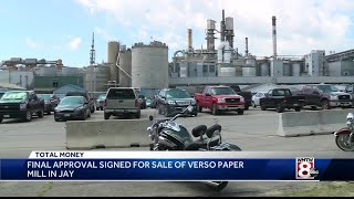 Sale of Maine paper mill gets …