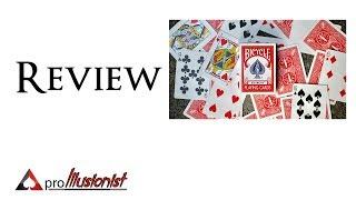Anarchy by Ryan Goh - Review - DEUTSCH