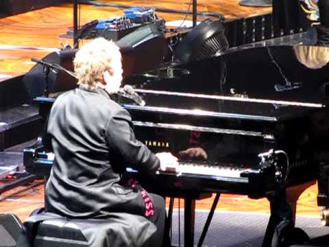 Sir Elton John - funeral for a friend