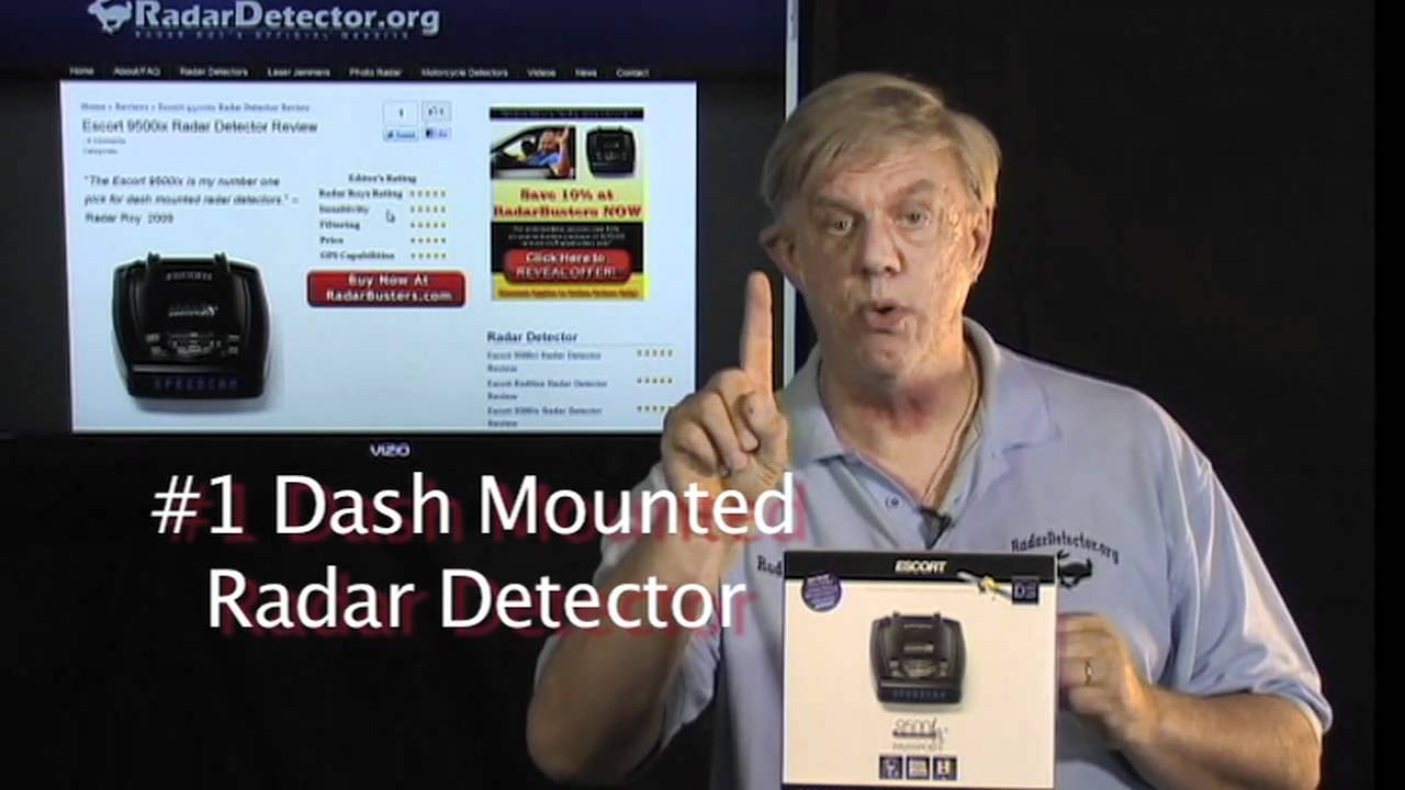 The Escort Review >> Escort 9500ix Radar Detector Review Radar Roy Reviews The Escort 9500ix Radar Detector