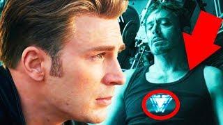 ¡Terrible! Lo Que Verdaderamente Pasará con Tony Stark Avengers: Endgame (Análisis y Teorías)