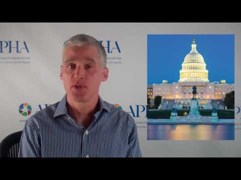 Public health advocacy: Sharing your voice through APHA