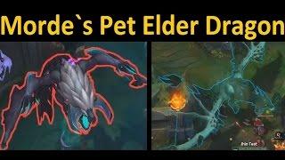 Mordekaiser vs. Elder Dragon - What Happens to Elder Dragon Ghost?