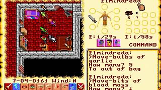 """Let's Play """"Ultima VI"""" Part 02 - Looting the Castle"""