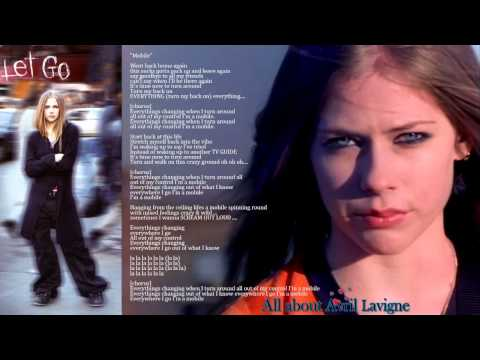Mobile - Avril Lavigne  From Let Go Album High Quality Audio