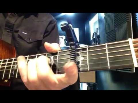Rocky Road To Dublin Guitar Lesson Youtube