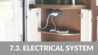 7.3. Electrical system