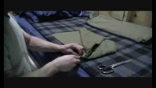 Woodsman Wool Blanket Shirt