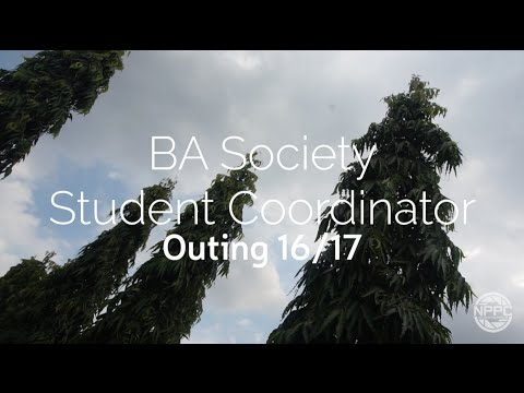 BA Student Coordinator Outing 2016