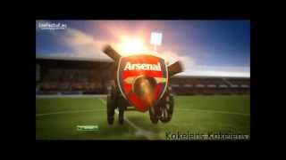 Barclays Premier League 2013-14 Team Animation Intro