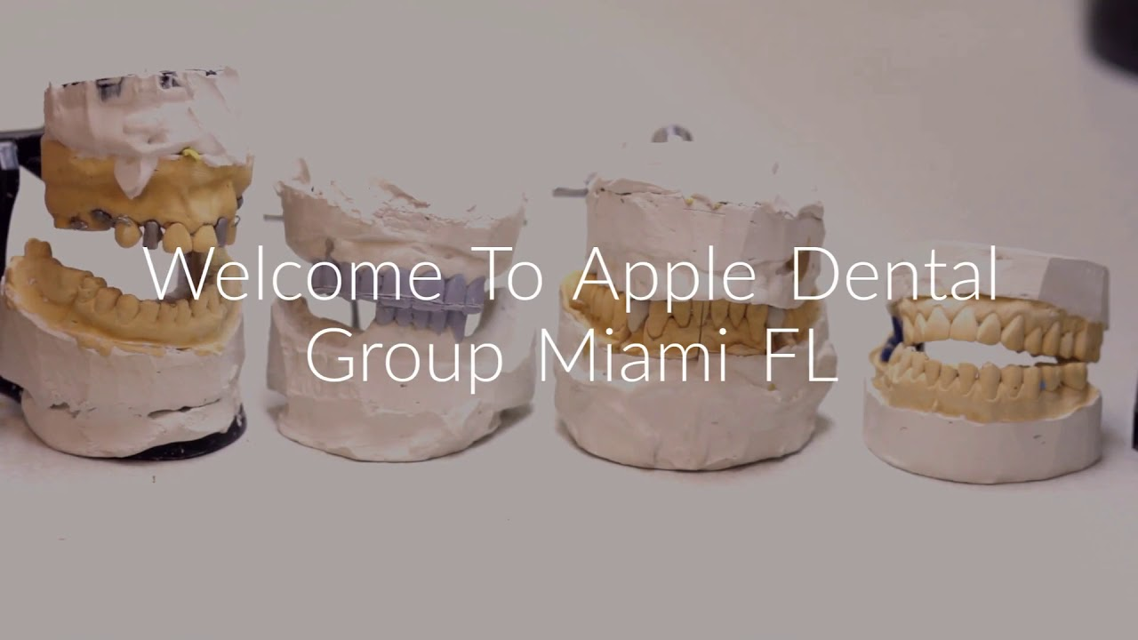Apple Dental Group Miami FL - All On Four Dental Implants