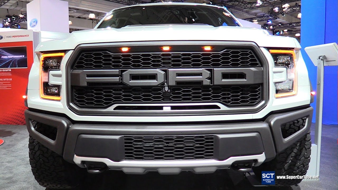 2017 Ford F 150 Raptor Exterior And Interior Walkaround 2016 New York Auto Show You