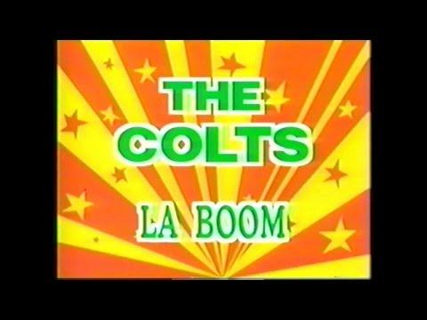 THE COLTS LA BOOM