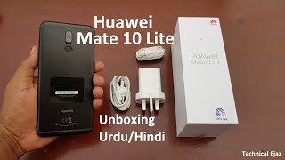 Huawei Mate 10 Lite Unboxing and Full Review Urdu/Hindi