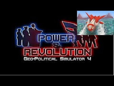 Power and Revolution: Geopolitical Simulator 4- as Japan! (Part 1)