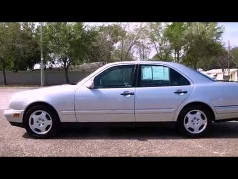 Pre-Owned 1998 Mercedes-Benz E430 Tampa Bay FL - YouTube