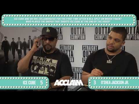 Acclaim presents — 'How Much Does Ice Cube Know About Ice Cube?'