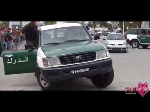 الدرك الوطني اقوى مفرزة خاصة عربية ssi dsi gendarmerie national