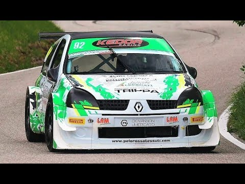 280Hp/875Kg Renault Clio Proto || 9.000Rpm FWD Widebody Monster