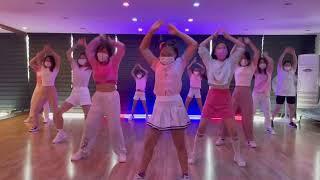 A Yeon Choreo / 달샤벳 (Dalshabet) - Supa Dupa Diva (수파두파디바)