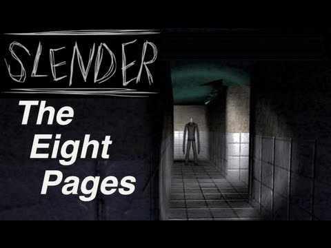 slenderman the eight pages game free