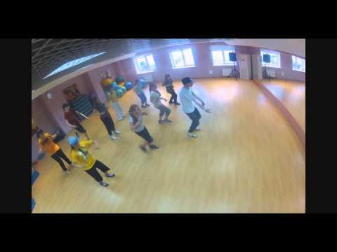 B.o.B Out Of My Mind (feat. Nicki Minaj) Choreography by Goushchin Daniil