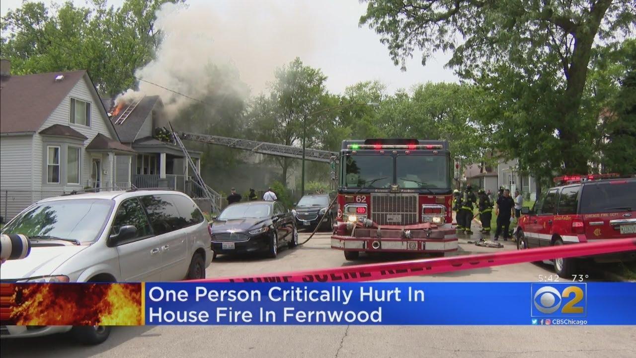 CARDINAL EMERGENCIES: Chicago Fire Scanner and Citizen
