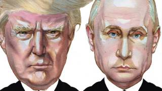 Party Like a Russian with Trump and Putin