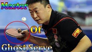 Giao Bóng Trong Bóng Bàn #7 | Ma Lin Bậc Thầy Giao Bóng (Master Of Ghost Serve)