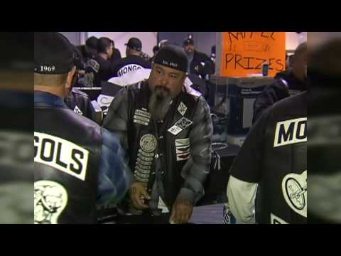 Mongols Mc Patch Over