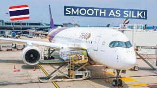 TRIPREPORT | Thai Airways (ECONOMY) | Airbus A350-900XWB | Bangkok Suvarnabhumi - Milan Malpensa