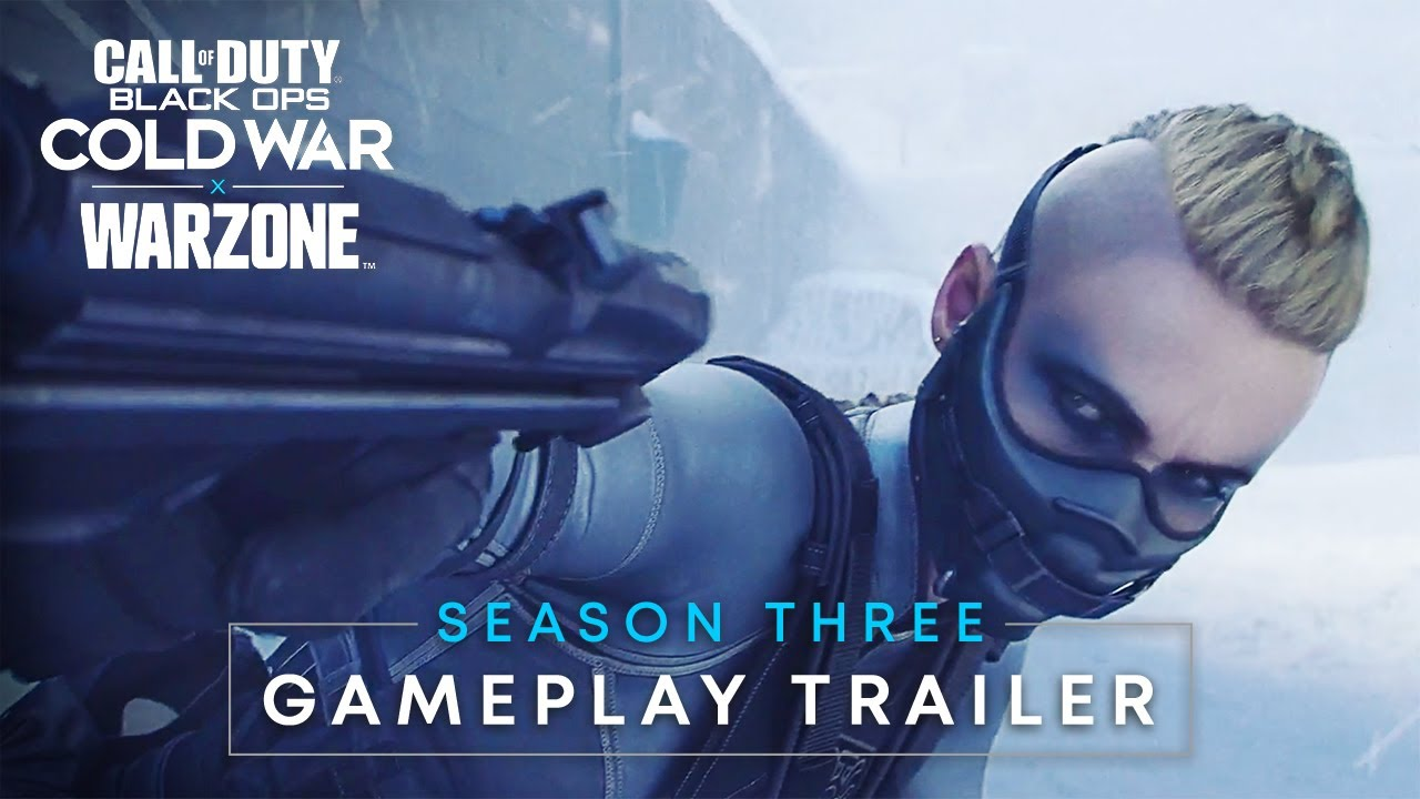 Season Three Gameplay Trailer | Call of Duty®: Black Ops Cold War & Warzone™