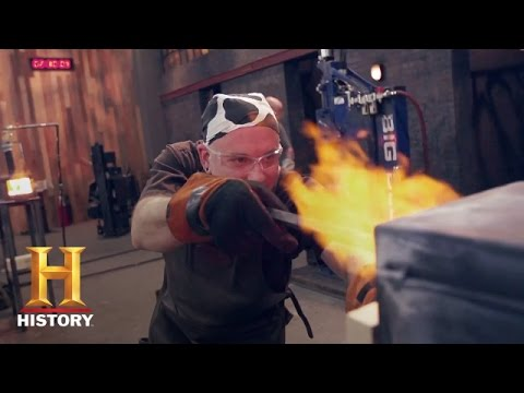 Forged in Fire: Season 3 Official Series Teaser | Tuesdays 9/8c | History