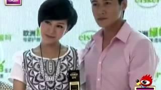"""视频:陆毅高调示爱老婆鲍蕾""""一生一世爱"""""""