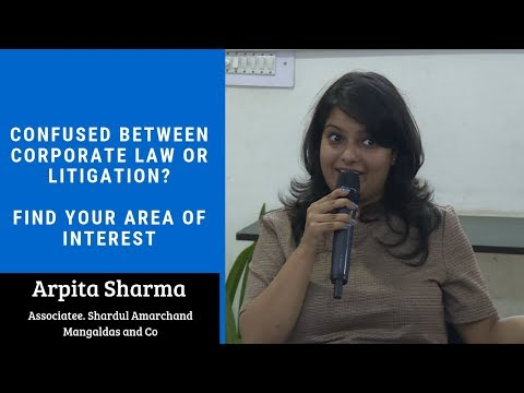 Are You Also Confused Between Corporate Law Or Litigation?