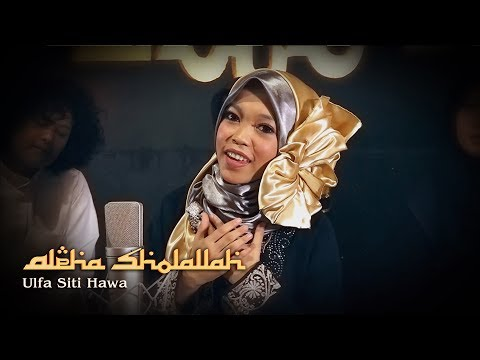 Sholawat Akustik I Alpha Shollu By Ulfa Siti Hawa