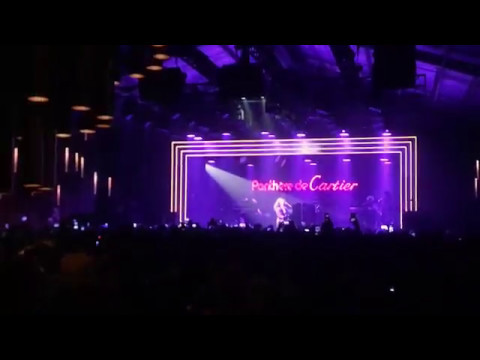 Alicia Keys Gives an Unforgettable Performance at Panthère de Cartier