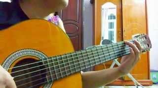 Kiss The Rain - Yiruma - Classic Fingerstyle Guitar Solo