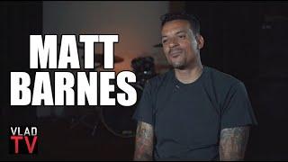 Matt Barnes Reacts to John Salley's Story About Dennis Rodman & Transgender (Part 3)