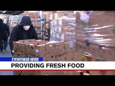 Hunts Point Market Faces New Demands During Pandemic