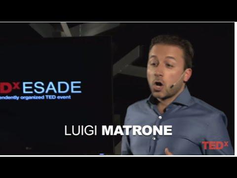The Future of Work   Luigi Matrone   TEDxESADE