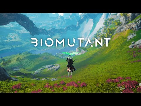 Biomutant - World Trailer