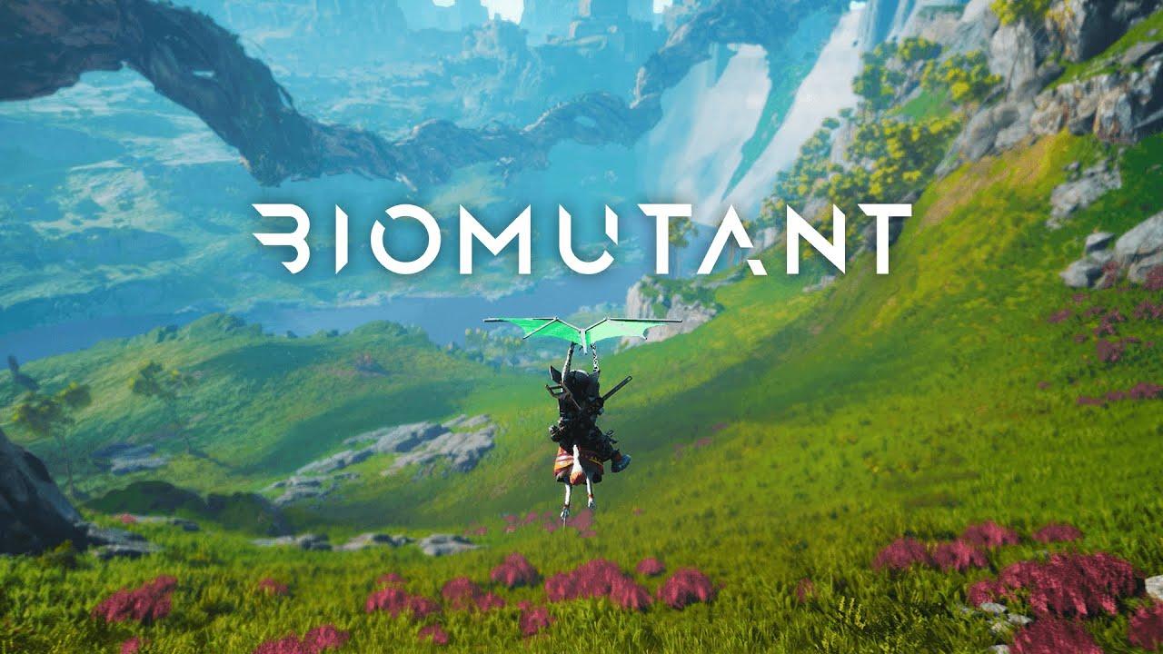 Biomutant - World Trailer