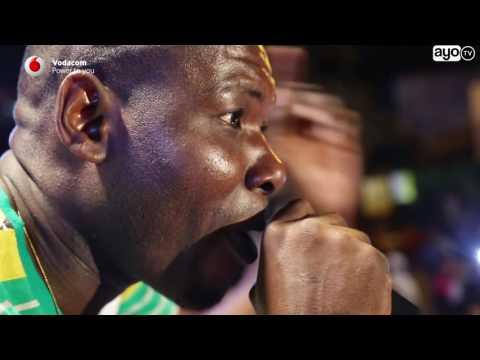 Msaga Sumu alivyokutana na watu wake kwenye Dawati Concert Mbagala