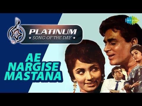 Platinum Song Of The Day | Ae Nargise Mastana | 2nd February | R J Ruchi.
